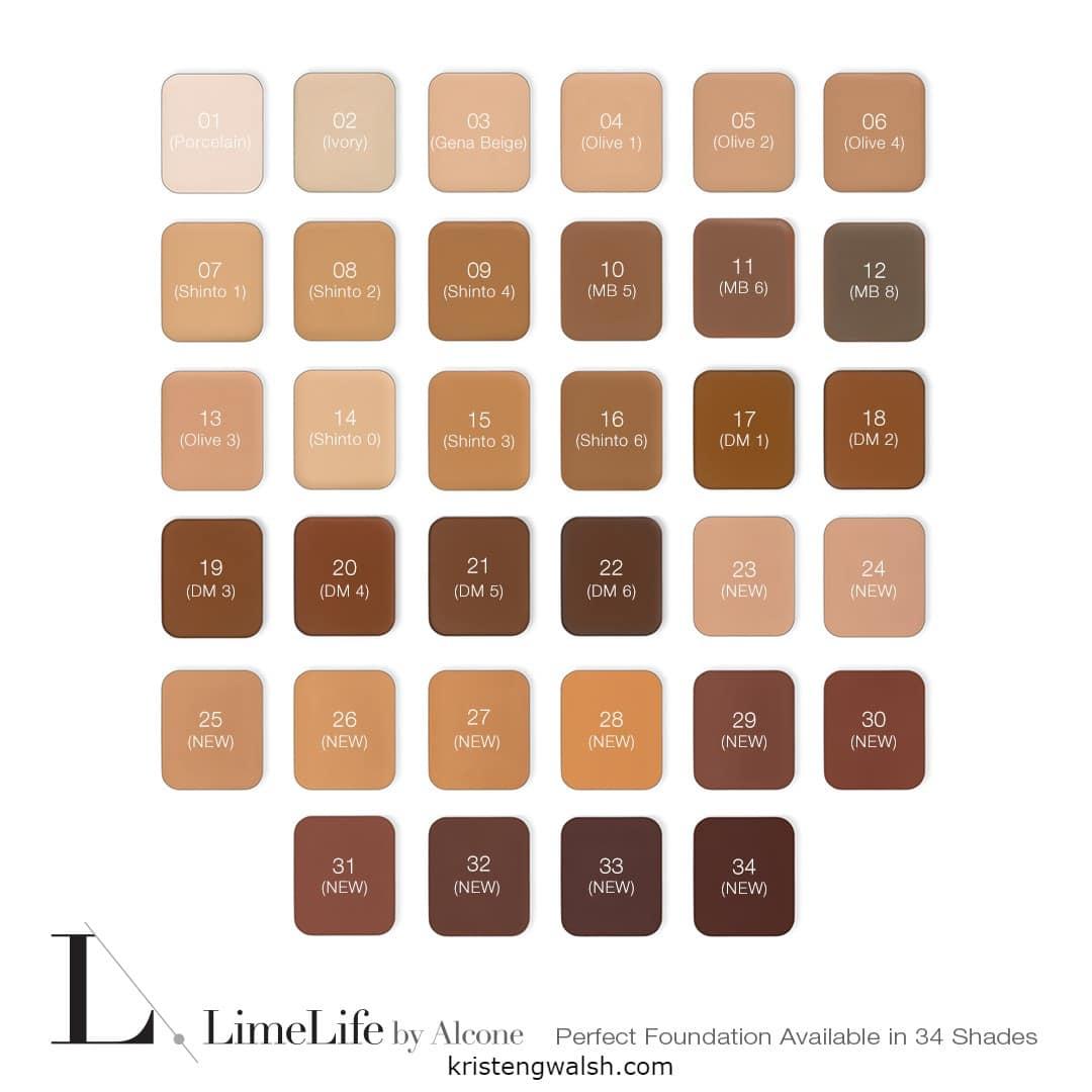 LimeLife Foundation New Shades