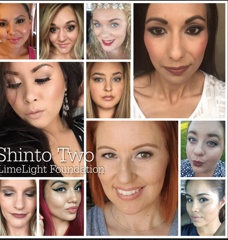 Shinto 2 LimeLight Foundation