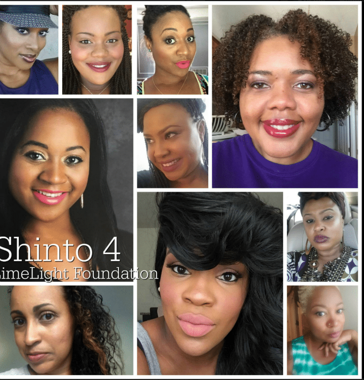 Shinto 4 LimeLight Foundation