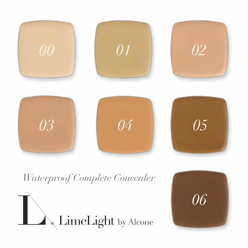 Limelight Waterproof Concealer