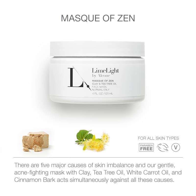 Limelight Mask of Zen