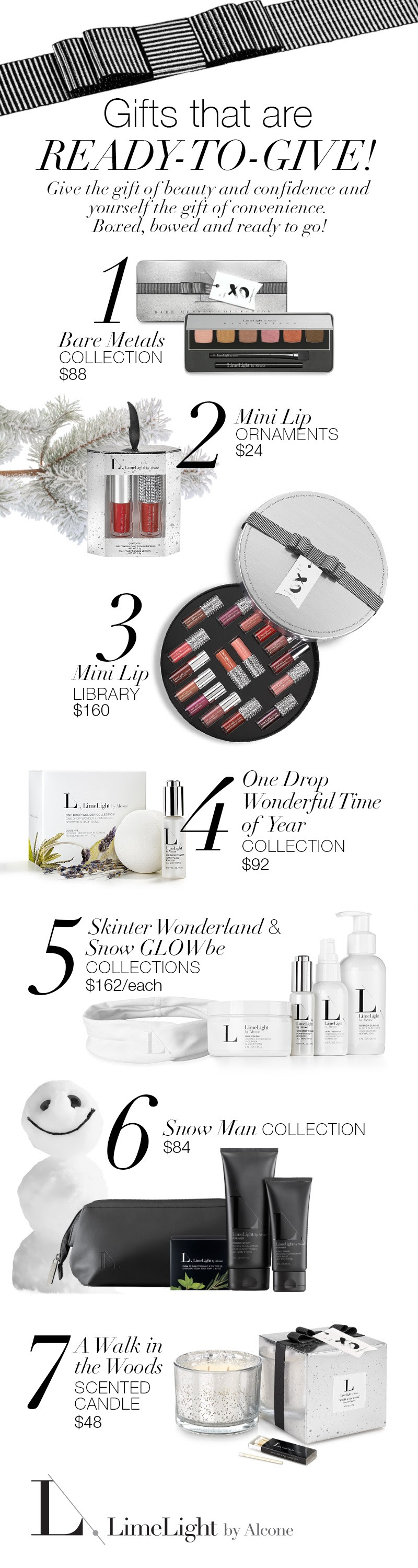 LimeLight Holiday Collections