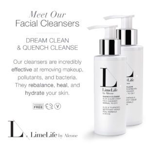 LimeLife Cleansers