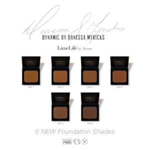 New Perfect Foundation Shades