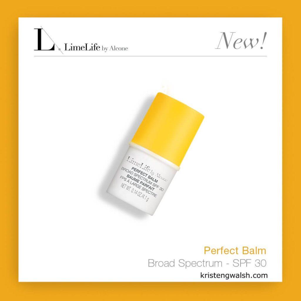 LimeLife Lip Balm SPF