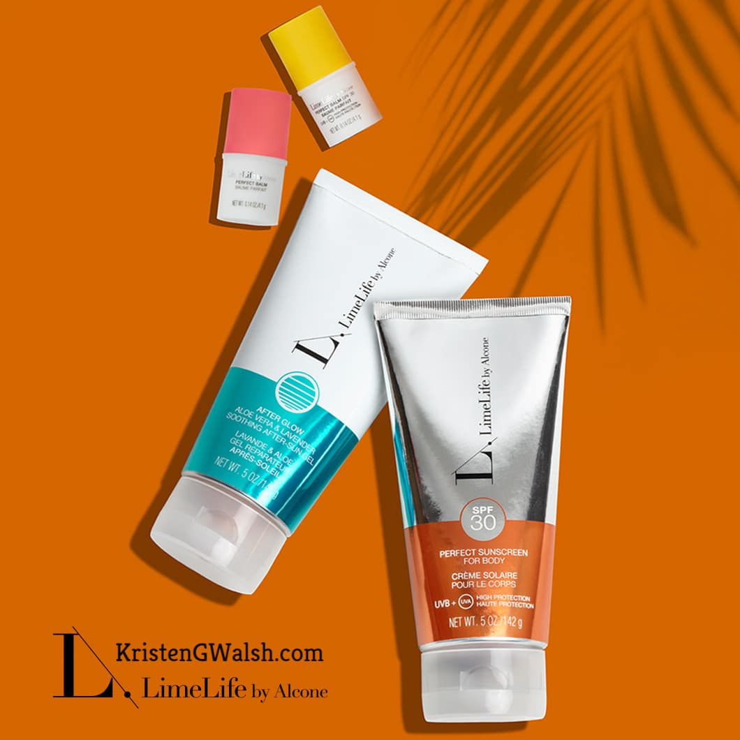 LimeLife SPF Products