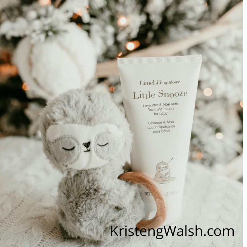 Skincare for Baby-little snooze