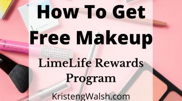 LimeLifer Rewards Program