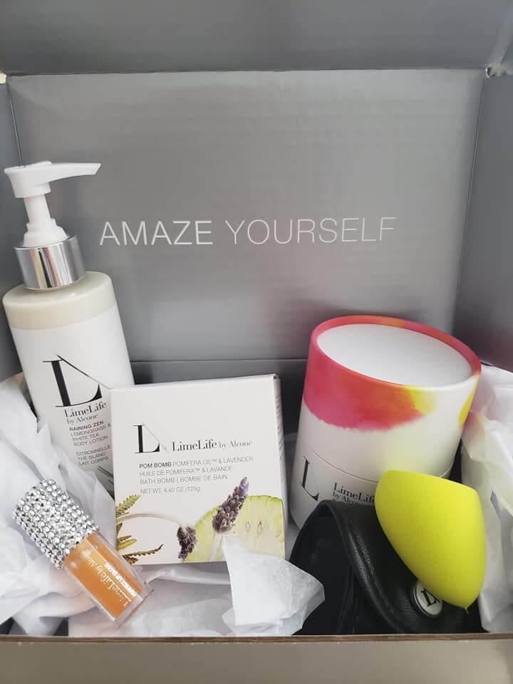 LimeLife Amazebox