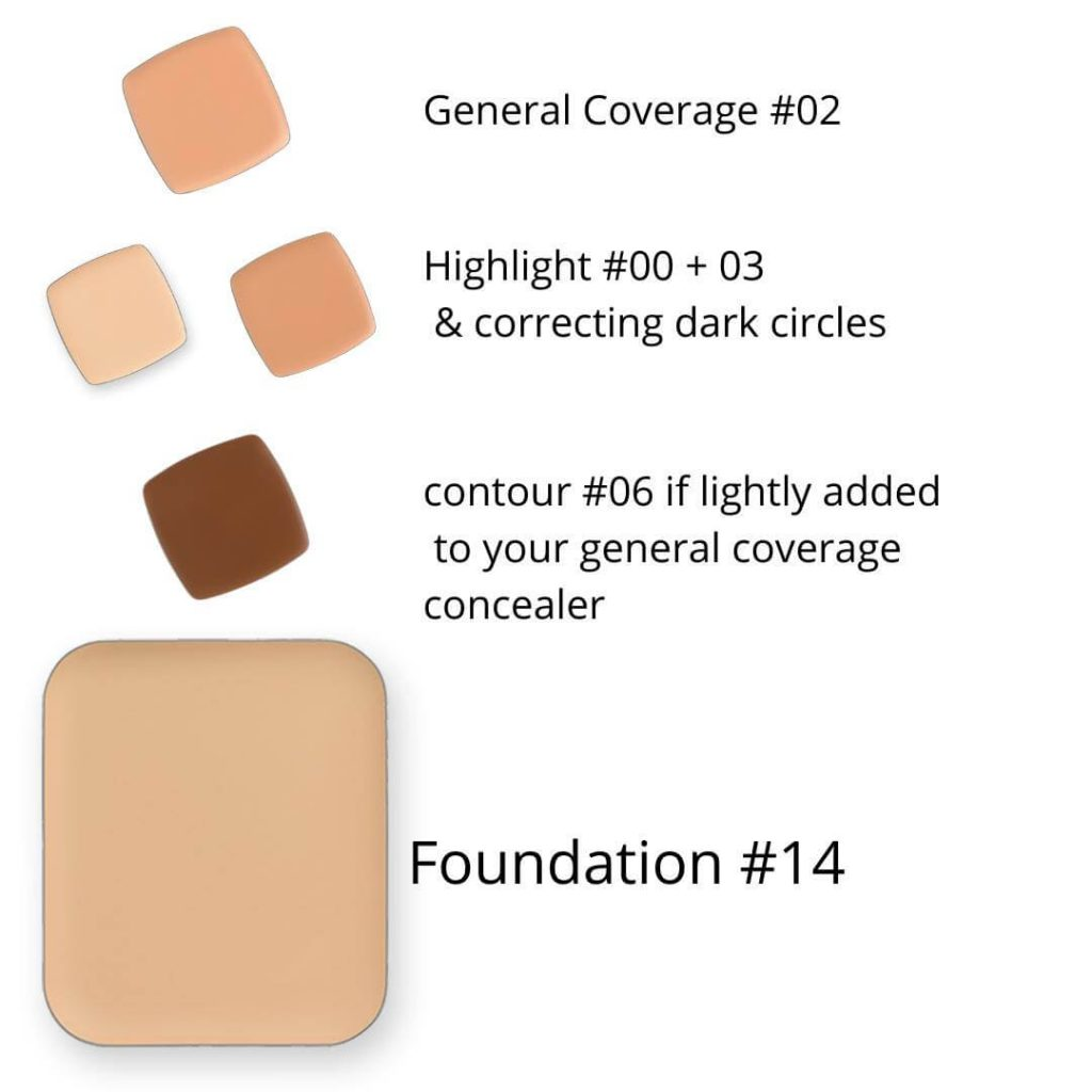 LimeLight Foundation 14