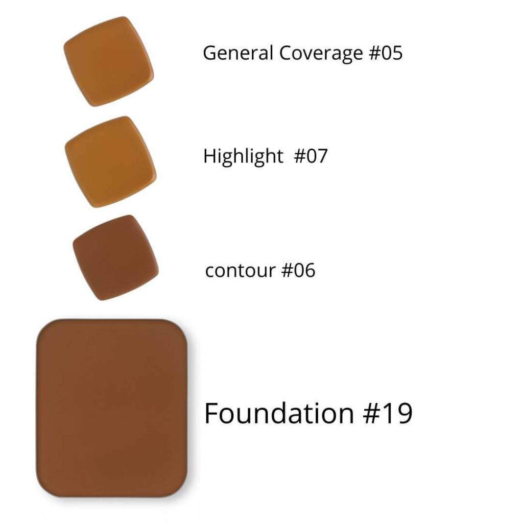LimeLight Foundation Color Match 19