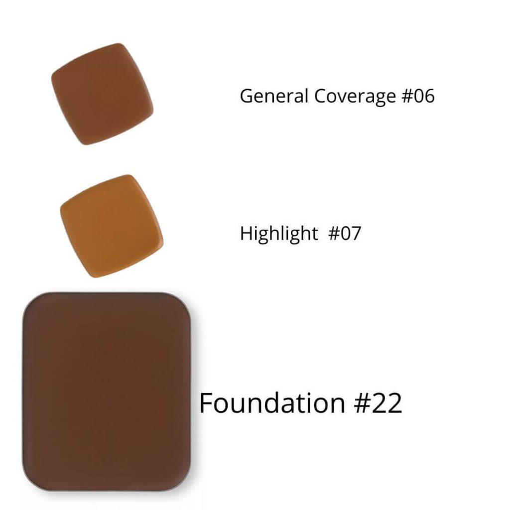 Foundation Shade 22