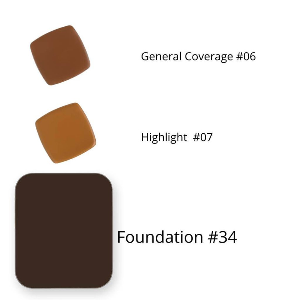 LimeLife Foundation Color 34