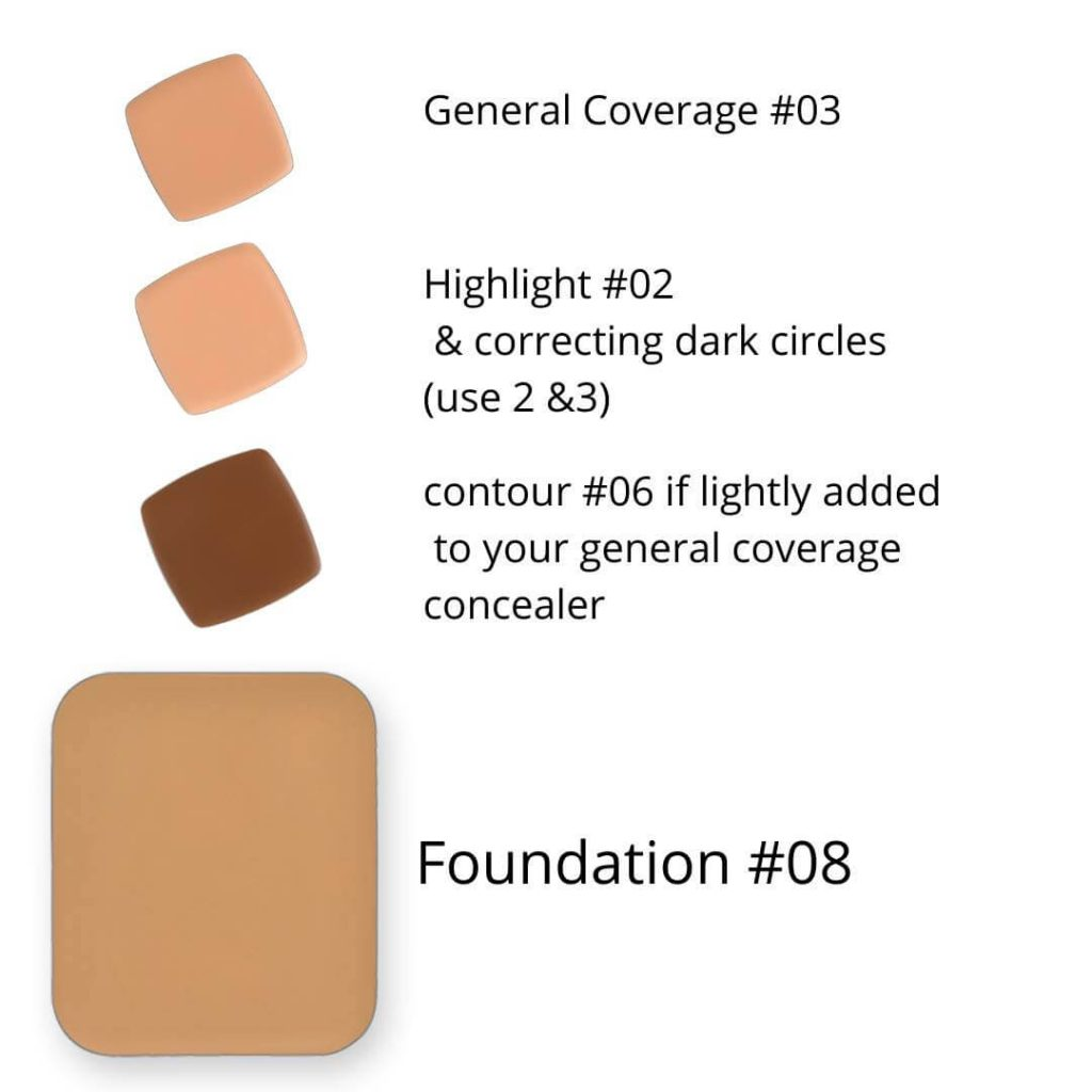 LimeLight Foundation 8
