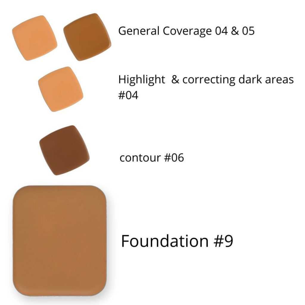 LimeLight Foundation 9